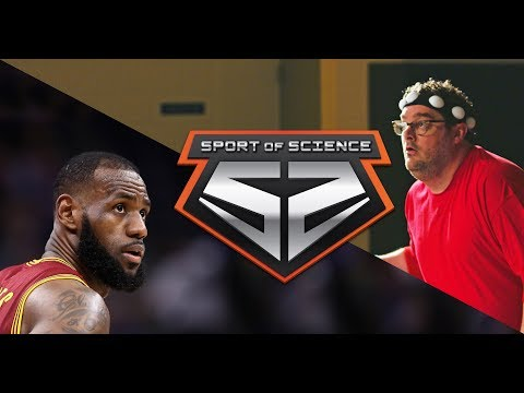 Who's Better: LeBron Or This Guy? (feat. Bobby Moynihan) | The Sport of Science