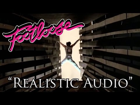 hqdefault - ¿Como seria la mitica escena de Footloose con el sonido real?