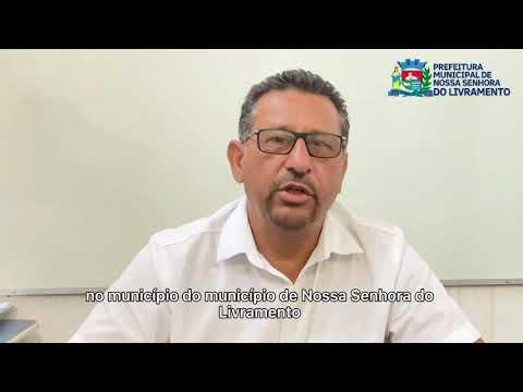 Secretário de Obras fala sobre as ações realizadas no município durante o 1º bimestre de 2021