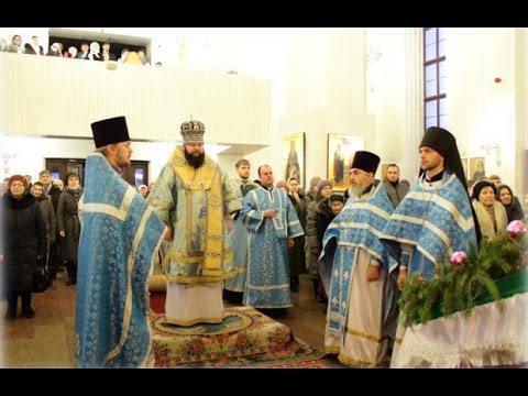 Храм введение во храм пресвятой богородицы саратов