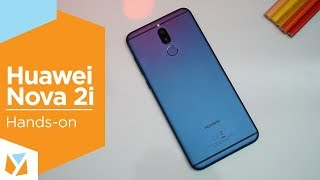 Huawei Nova 2i Hands-on