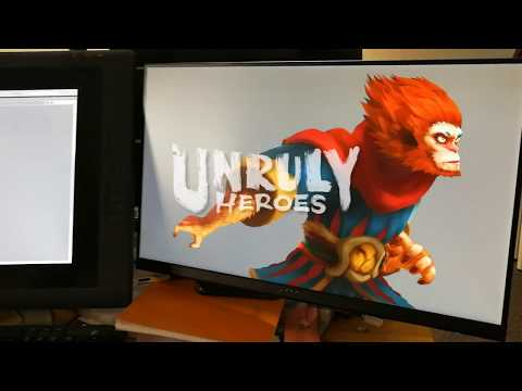 Unruly Heroes - Meet Wukong [XboxOne   Nintendo Switch   PS4   PC] thumbnail