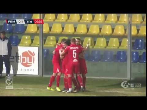 Fermana - Triestina: Highlights