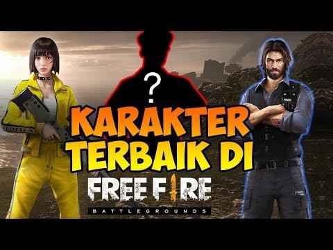 Rahasia Karakter Terbaik Free Fire Battlegrounds Indonesia Hd Kaskus