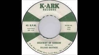 The Dillards - Highway of Sorrow (1958)