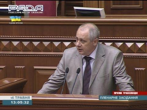 Олег Зарубінський пропонує проводити психічний контроль кандидатів на посади державних службовців