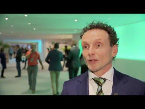 Bankdirecteur Pierre Berntsen verzorgt 'inspiratiesessie' bij hogeschool