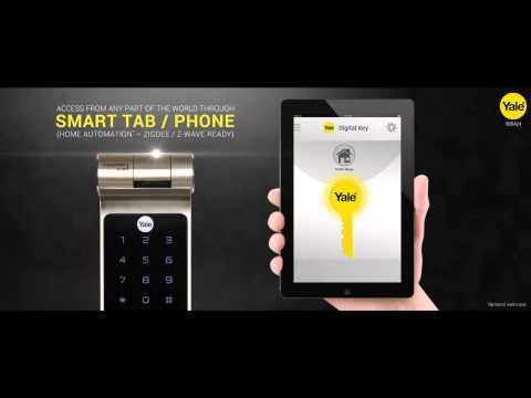 Yale Digital Lock YDD- 424