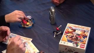 "Test Lego-Spiel ""Sunblock"": Lego Set 3852"