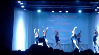 """coreografia""""hey mama""""jazz iniciante prof:Fabiano Roberto (amostra de danças  colegio João Paulo(camp"""