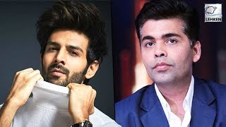 Here's Why Kartik Aaryan Rejected Karan Johar's Film | LehrenTV