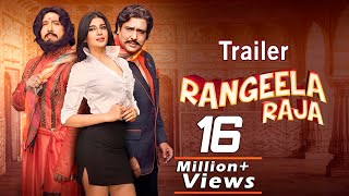 Trailer of Rangeela Raja (2019)