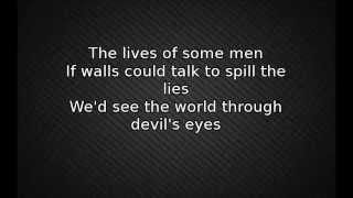 Avenged Sevenfold- Doing Time (Lyrics)