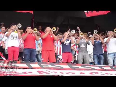 """""""Junior, mi buen amigo / LA BANDA DE LOS KUERVOS JUNIOR 2-0 Envigado"""" Barra: La Banda de Los Kuervos • Club: Junior de Barranquilla"""