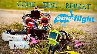 CODE-TEST-REPEAT || EMUFLIGHT || FPV
