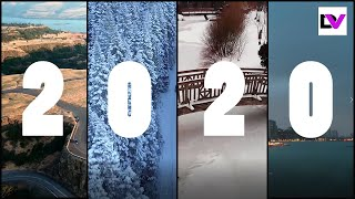 [PART-2] BEST DRONE FOOTAGE OF 2020 IN 4K || CINEMATIC SHOTS || DJI MAVIC 2 PRO [[BEYOND AWESOME]]