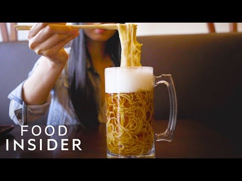 Beer Ramen is the Ultimate Student Food