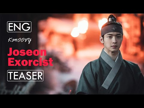 Joseon Exorcist Teaser (2021)ㅣKdrama TrailersㅣKorean Historical Zombie ㅣJang Dong Yoonㅣ조선구마사 Eng Sub