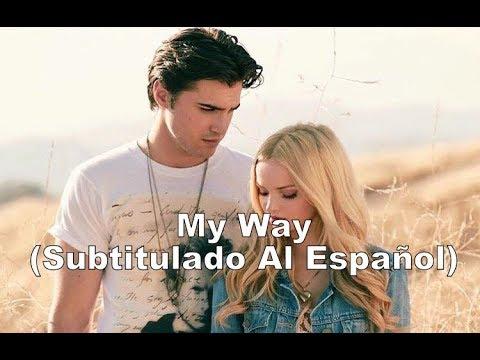 The Girl and The Dreamcatcher - My Way (Subtitulado Al Español)