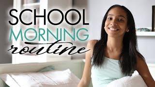 School Morning Routine 2019   Morgan Jean
