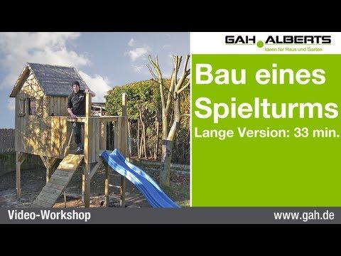 GAH-Alberts: Aufbau Spielturm, ungekürzte Fassung
