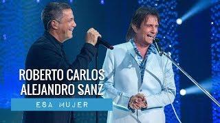 Esa Mujer - Alejandro Sanz feat. Alejandro Sanz (Video)