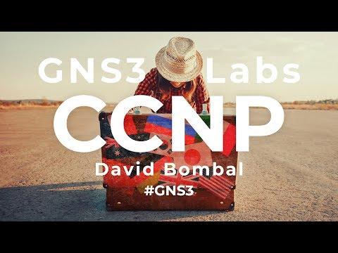 GNS3 CCNP Lab 1 1: TSHOOT BGP: Answers (Part 1) - Видео