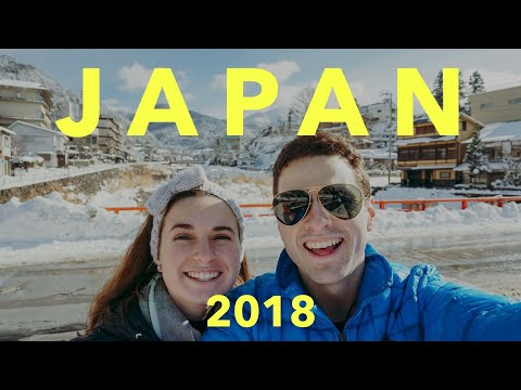 First trip to Japan! – Two weeks & three cities