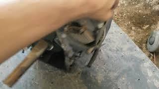 Look up model number of a Kohler engine