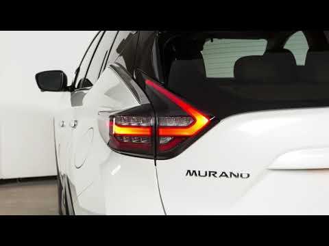 2020 Nissan Murano - Hazard Warning Flasher Switch