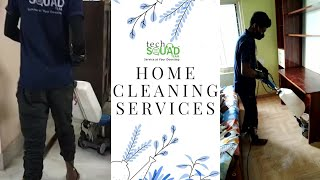 Home Cleaning Services by Techsquadteam