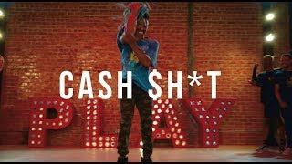 "DA BABY & MEG THEE STALLION ""CASH $HIT"" #DEXTERCARRCHOREOGRAPHY FEAT. MIA MUGS & KLAUDIA ANTOS"