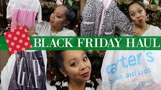 BLACK FRIDAY Baby HAUL | Gap, Carters, Juicy Couture From Zulily | MommyTipsByCole