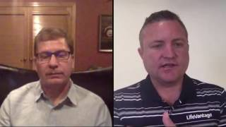Darren Jensen interview a medical doctor re NRF2