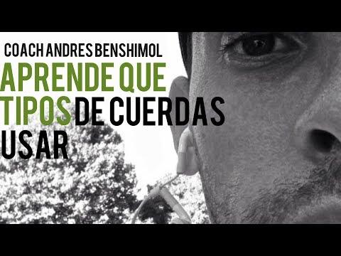 QUE TIPOS DE CUERDA DE TENIS USAR? Beneficios y desventajas de cada tipo / Coach Andrés Benshimol