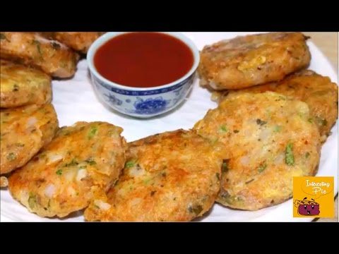 Video Homemade 5 Minutes Recipe - Potato Cutlets
