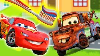 Фиксики – Зубная паста (новая серия) Фиксики игрушки / Fixiki. Развивающие мультики для детей
