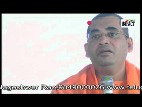 Attitude|Swami Bodhamyananda|TELUGU IMPACT Karimnagar 2016
