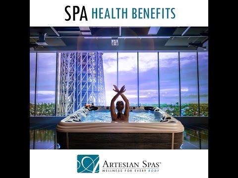 Artesian Spas Health Benefits