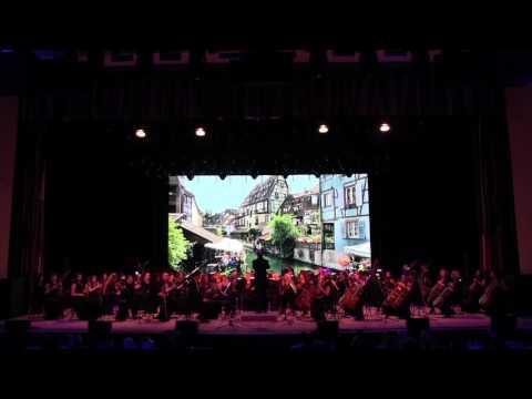 Национальный симфонический оркестр РБ. Концерт