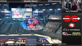IaB! 48 - WestBallz (Falco) vs Mor | Axe (Falco) - Grand Finals
