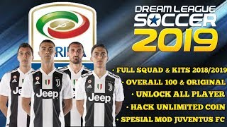 download dream league soccer 2019 mod juventus - 免费在线