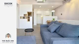Concept căn hộ Garden Court I 143m2 theo phong cách hiện đại