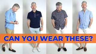What Shoes To Wear With Shorts | Summer Shoe Ideas For Men