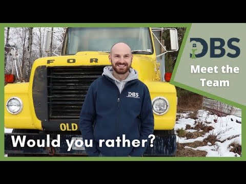 DBS Meet the Team: Would you Rather?