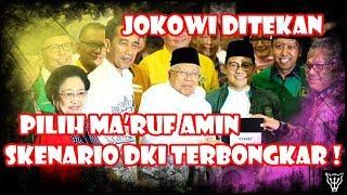 Download Video Jokowi Ditekan, Pilih Ma'ruf Amin, Skenario Ahok Harus Kalah di DKI Terbongkar MP3 3GP MP4