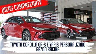 """Toyota Corolla GR-S e Yaris """"Gazoo Racing"""""""