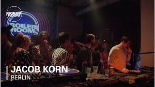 Jacob Korn Boiler Room Berlin LIVE Show