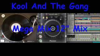 Kool And The Gang   Mega Mix