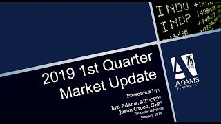 2019 Q1 Market Update - pt 1